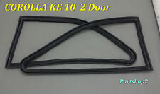 REAR Quarter weatherstrip Seal 1/4 TOYOTA COROLLA  KE10 2 DOOR MODEL  LH&RH