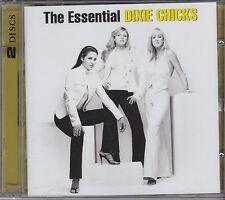 THE ESSENTIAL DIXIE CHICKS on 2 CD's  - NEW -