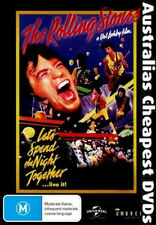 Let's Spend The Night Together - Rolling Stones DVD NEW, FREE POST IN AUST REG 4