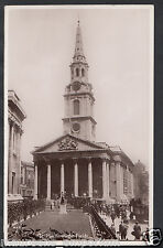London Postcard - St Martin-In-The-Fields     RS921