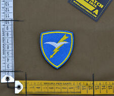 "Ricamata / Embroidered Patch Italian Airborne ""Folgore"" with VELCRO® brand hook"