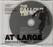 (EY71) The Fallout Trust, Before The Light Goes - 2005 DJ CD