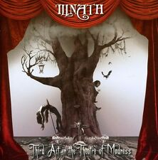Third Act In The Theatre Of Madness - Illnath (2013, CD NEUF)