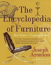 The Encyclopedia of Furniture: Third Edition - Completely Revised by Joseph Aro