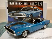 DANBURY MINT 1970 DODGE CHALLENGER..1:24..NIB..UNDISPLAYED..BRAND NEW..FLYER
