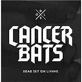 Cancer Bats - Dead Set on Living (2013)  Deluxe 2CD Edition  NEW  SPEEDYPOST