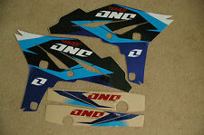 ONE INDUSTRIES DELTA  GRAPHICS YAMAHA  WR450F WRF450 2012 2013 2014