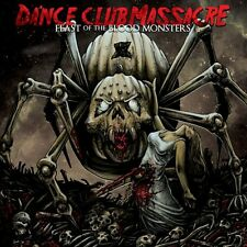 Dance Club Massacre - Feast of the Blood Monsters (CD, 2007, Metal Blade) USA
