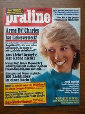 Praline Magazin Nr. 09  vom 17.02.1983, Desire Nosbusch, Charlene Tilton