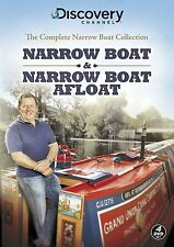 Narrow Boat - Complete Collection (DVD, 2013, 4-Disc Set)