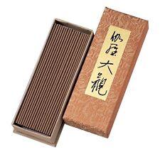 107 Kyara Taikan Incense Nippon Kodo Japan SENKOU Premium Aloeswood 150 sticks