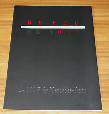 Catalogue MERCEDES 500 E (124) de 1991