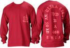 I Feel like Pablo The Real Life of Pablo Red T shirt- Long Sleeve