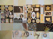 Forever Friends Classic Decadence Foiled Cardmaking Kit 2: Makes 15 Cards