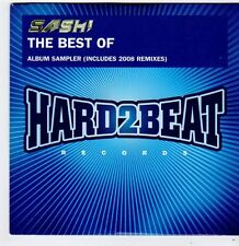 (FG557) Sash!, The Best Of album sampler - 2008 DJ CD
