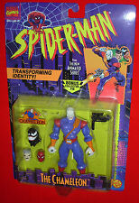 Spider-Man The New Animated Series The Chameleon Action Figure 1995 MOC