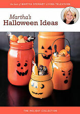 The Martha Stewart Holiday Collection - Martha's Halloween Ideas (DVD)