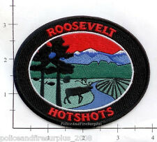 Colorado - Roosevelt Hotshots CO Fire Dept Patch