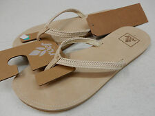REEF WOMENS SANDALS REEF DOWNTOWN TRUSS NATURAL SIZE 6