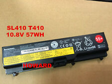 New Original genuine battery for LENOVO W510 W520 E40 L410 SL410 SL510 T410 55+