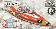 GERRY ANDERSON Signed FDC Ltd Ed. JOE 90 & THUNDERBIRDS COA