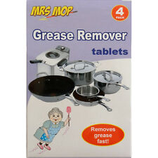 MRS MOP GREASE REMOVER KITCHEN UTENSILS CLEANING SHINE CLEANER STAINLESS STEEL