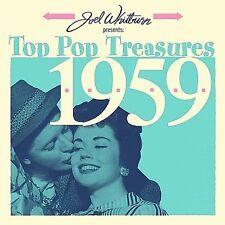NEW - Joel Whitburn Presents: Top Pop Treasures 1959 by Various Artist