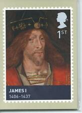 wbc. - GB - PHQ CARDS -2010 - THE AGE OF THE STEWARTS - COMPLETE SET  MINT