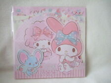 Sanrio My Melody Die Cut letter set NEW 2017 NEWEST
