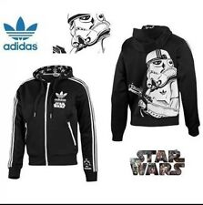 Adidas Originals Star Wars Stormtrooper Track Top Hoody Jacket  Extra Large XL