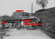 Pz.Kpfw.V Panther Ausf.G in Czechoslovakia, 1945 (1)