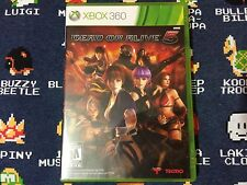 Dead or Alive 5 EXCELLENT CONDITION  (Xbox 360, 2012)