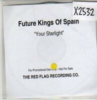 (CS714) Future Kings of Spain, Your Starlight - DJ CD