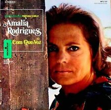 Amália Rodrigues - Com Que Voz - LP - washed - cleaned - # L 1345