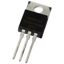 IRFB7434 International Rectifier MOSFET Transistor 40V 195A 294W 0,0016R 855378