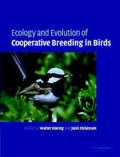 Ecology and Evolution of Cooperative Breeding in Birds, , Very Good, Hardcover