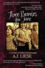 Three Promises for Jane: A True Story of Madness and Redemption
