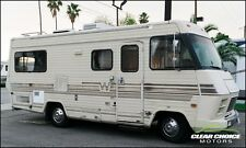 1986 WINNEBAGO CHIEFTAIN 23' CLASS A RV MOTORHOME - SLEEP 6 - RUNS GREAT