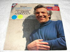 "Vlad Ashkenazy ""Mozart: Piano Concertos 8 & 9"" 1987 LP, SEALED!, London-Holland"