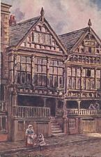 CHESTER : Bishop Lloyd's Palace-PARSONS-NORMAN-PHILLIPSON & GOLDER