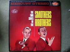 SMOTHER BROTHERS THE FUNNY SIDE OF THE RECORD MERCURY SR 60675 TOP BANNER