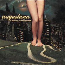 1 CENT CD All The Stars And Boulevards - Augustana