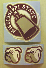 Mississippi State Bulldogs Decal - Sticker