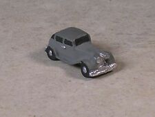 Z Scale 1932 Grey Buick Sedan.
