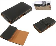 for NOKIA 6303 CLASSIC Case Belt Clip Synthetic Leather Horizontal Premium