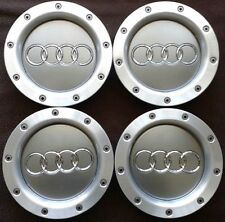 Set 4 pcs AUDI A3 A4 A2 TT WHEEL CENTER CAPS RIM HUB CAP 146mm 8D0601165K