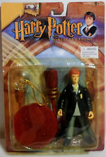 HARRY POTTER GRYFFINDOR RON KO 5'' ACTION FIGURE SET w/ SUCTION CUP MOSC SEALED