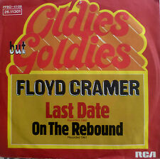 "7"" 60s MINT-! FLOYD CRAMER : Last Date + On The Rebound"