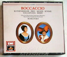 BOCCACCIO - ROTHENBERGER, PREY, MOSER - BOSKOVSKY - 2CD NEW Unplayed
