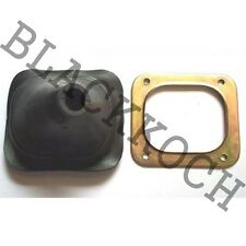 Shift Gear Lever Boot Cover Rectangular Rubber for Toyota Corona RT100